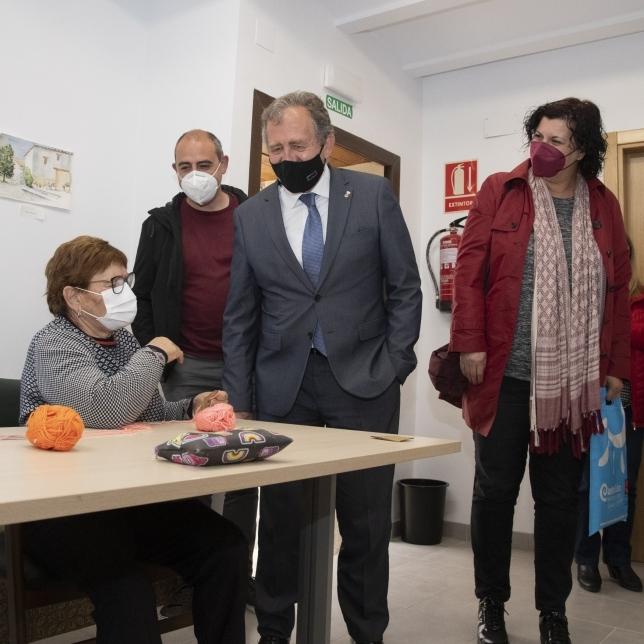 La Diputación de Castellón se suma al Fondo contra la Despoblación al aportar 1,5 millones de euros para los 86 ayuntamientos de la provincia beneficiados con las ayudas