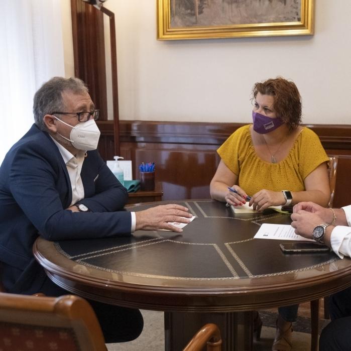 La Diputació ja ha transferit als ajuntaments de la província els 12,4 milions d'euros que aporta en 2021 a través del Fons de Cooperació Municipal