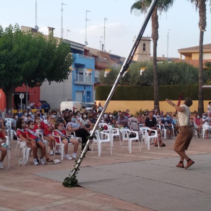 Ruth Sanz celebra la gran acceptació que està tenint als pobles el circuit cultural impulsat per la Diputació de Castelló