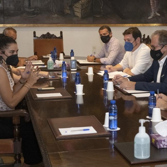 Diputación de Castellón y EPSAR invertirán 6'25 millones en la mejora de depuradoras y en la conexión de diseminados de la provincia