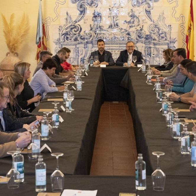 José Martí realizará seis reuniones comarcales con alcaldesas y alcaldes de la provincia previas a la elaboración de los presupuestos de 2022