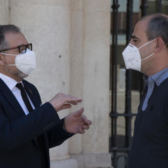 La Diputació destina 36.000 euros a la construcció de cinc insectaris a la província per a combatre el cotonet
