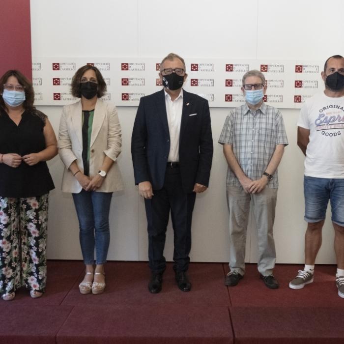 La Diputació dona suport amb 22.000 euros el projecte cultural i turístic 'Camins dels càtars'