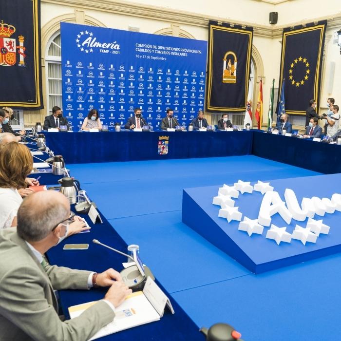 José Martí dona suport a la declaració de la FEMP que reivindica que els ajuntaments i diputacions reben el 15% dels fons europeus que es destinen a les autonomies
