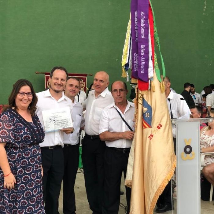 La Diputació concedirà 200.000 euros en ajudes a les societats musicals de la província per a impulsar la seua activitat