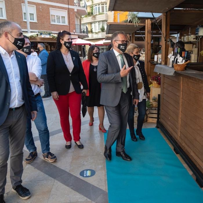 La Generalitat concede a Castelló Ruta de Sabor el premio Turisme Comunitat Valenciana en reconocimiento a su labor por potenciar la imagen turística de la provincia