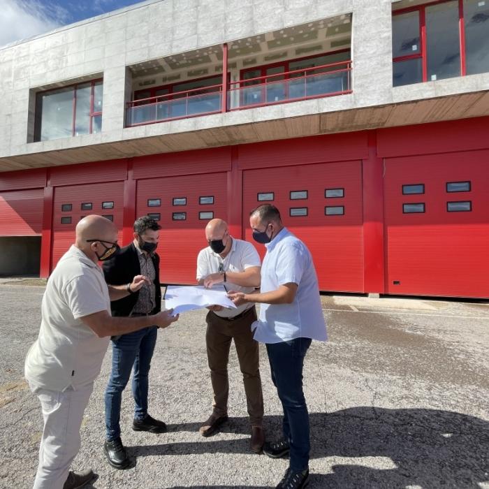 La Diputació adjudica l'obra del parc de Protecció Civil de l'Alcora i fixa l'obertura per a 2022