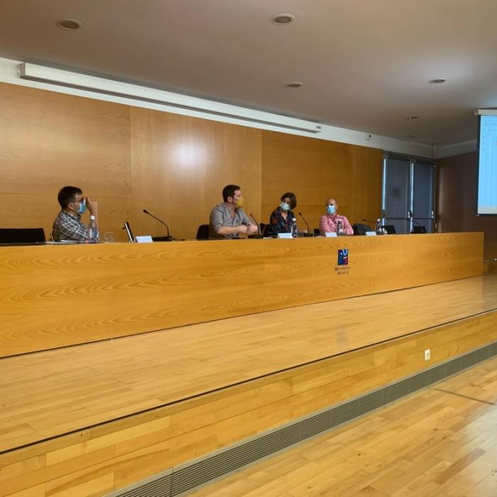 El diputat de Sostenibilitat presenta el Pla de Transició Energètica de la Diputació en el Workshop de l'Economia Valenciana