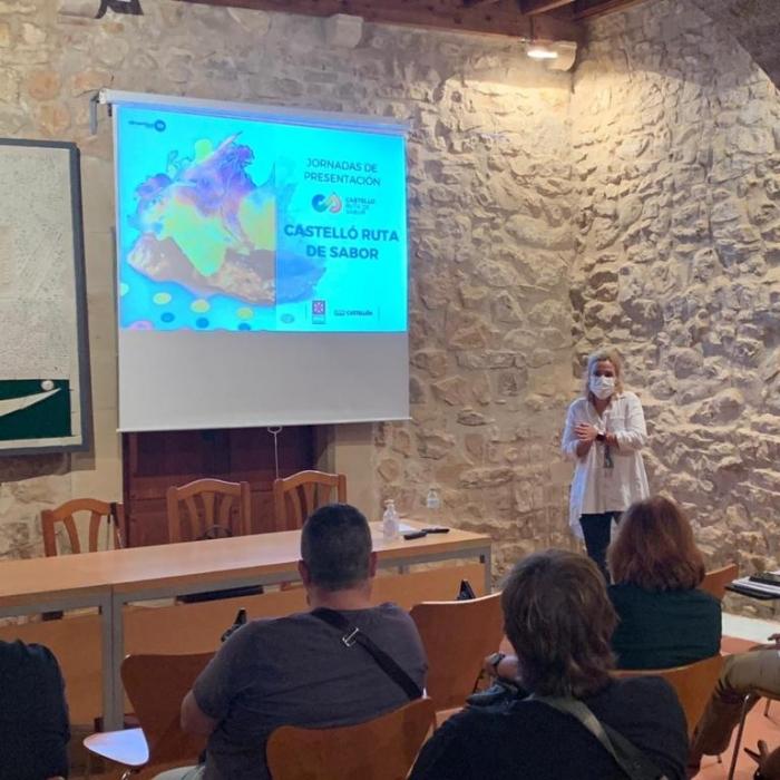 La Diputación acerca  Castelló Ruta de Sabor a las comarcas y anima a las empresas a sumarse a la marca de calidad gastroturística
