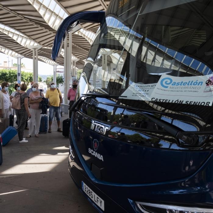 La Diputación reabre las inscripciones de 'Castellón Sénior' con 3.000 plazas vacacionales para gente mayor