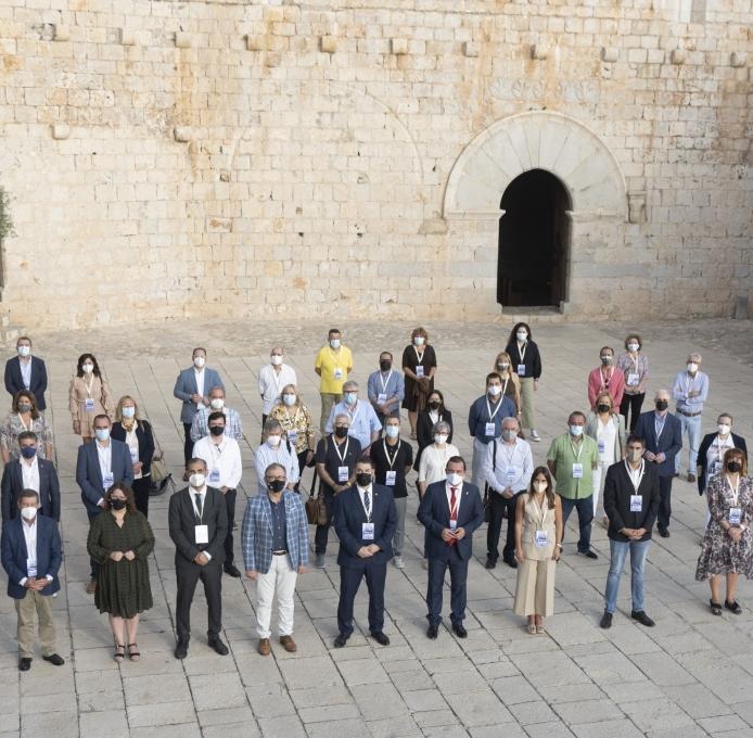 José Martí defensa la necessitat de posar en valor el patrimoni cultural, natural i rural de l'interior de Castelló per a generar activitat i fixar població