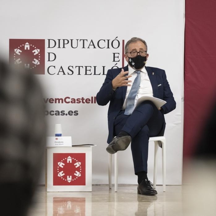 José Martí es reuneix demà amb les alcaldesses i alcaldes del Alcalatén i Alt Millars per a escoltar les seues propostes i dissenyar el pressupost de la Diputació per a 2022