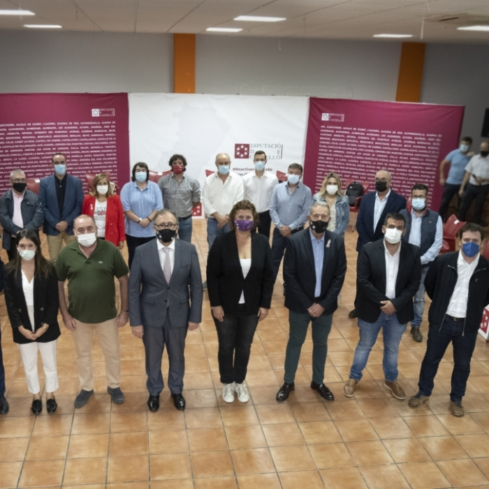 José Martí destaca que en 2021 la Diputació progressista transfereix 18,3 milions d'euros a ajuntaments i entitats de la Plana Alta, més del doble que en 2019