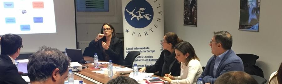 Europa reconoce las políticas de emprendimiento provinciales