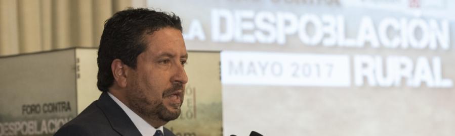 Moliner sensibiliza a las provincias de la UE para luchar contra la despoblación