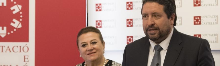 Diputació, Cambra i Europa per a ajudar a les empreses