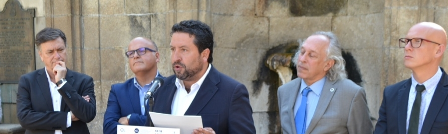 Moliner arranca el compromiso medioambiental de las provincias