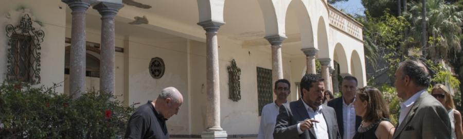 La Diputación rescata Villa Elisa