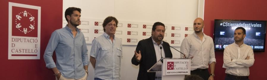 Moliner inaugura la temporada de Castellón Tierra de Festivales