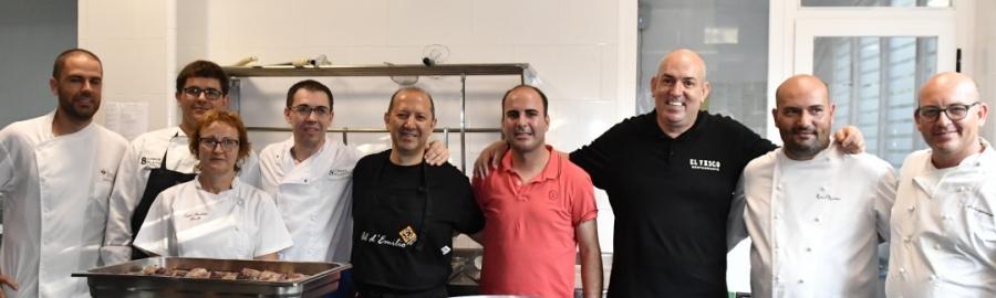 El mejor sabor del Mediterráneo a través de '8 chefs, 8 platos'