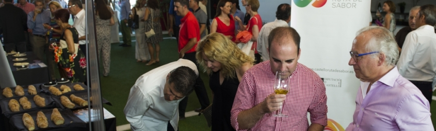 Diputación aprovecha La Vuelta para promocionar el patrimonio gastronómico provincial