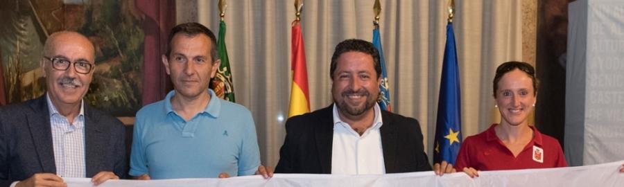 La Diputació en Chamonix