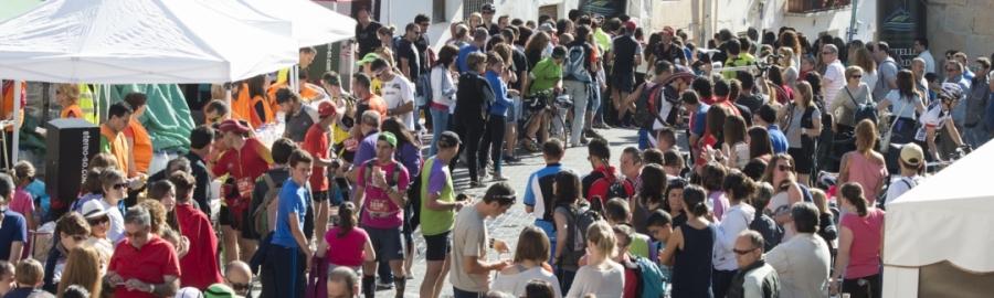 La Diputación atrae a 2.000 deportistas este fin de semana