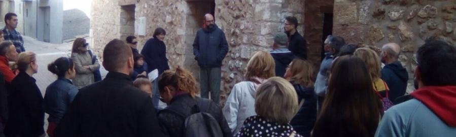 Las visitas guiadas de 'Camins de Penyagolosa' baten el récord de 700 inscritos