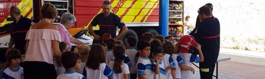 La Diputación arranca en Benicarló y Burriana la Semana de la Prevención de Incendios