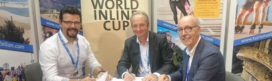 La Diputación traerá a Castellón el circuito mundial 'World Inline Cup'