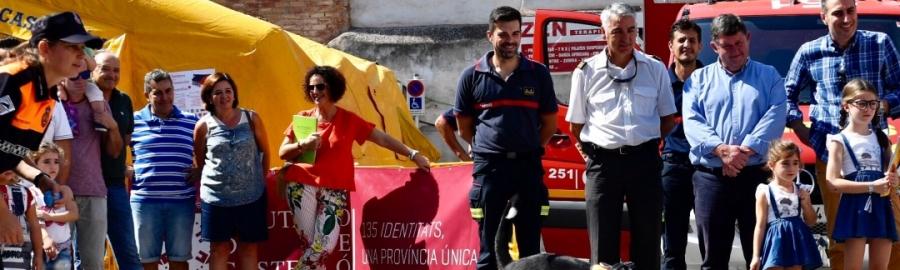 La Diputación presenta la Semana Nacional de la Prevención de Incendios