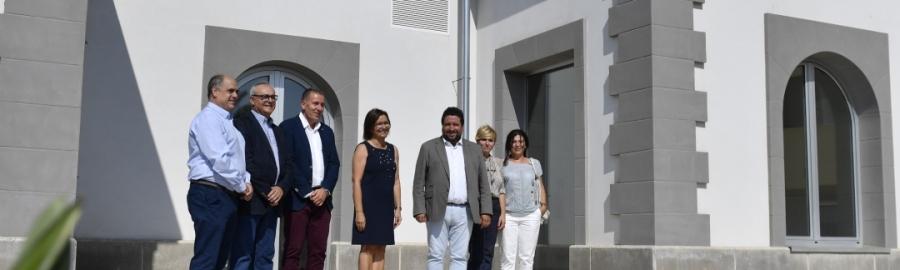 La Diputació conclou la reconstrucció de l'històric far de Benicarló