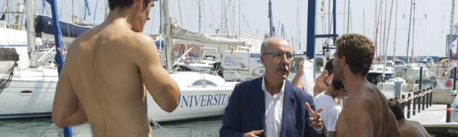 La Diputación potencia el XXI Campeonato de España de Kayak Polo en Burriana