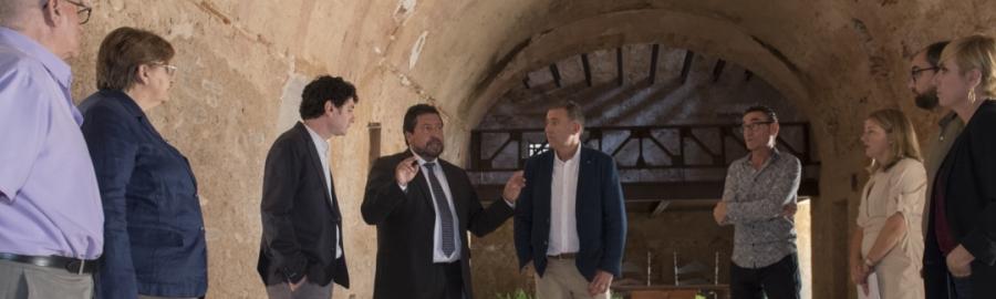 La Diputación destina al Palau de Betxí 371.000€