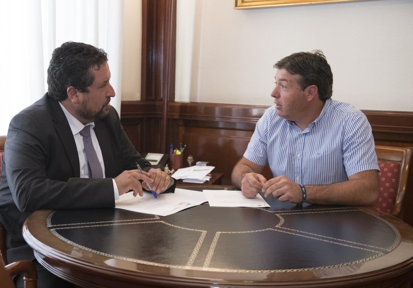 La Diputación garantiza el abastecimiento de agua en La Serratella