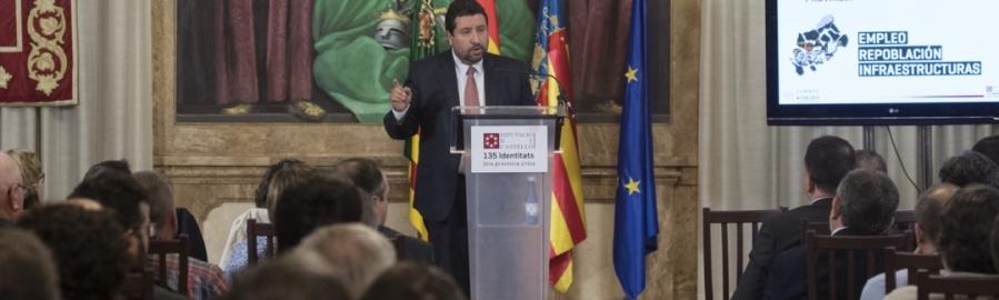 La Cumbre de la FEMP incidirá en el papel de las diputaciones para la consolidación de población