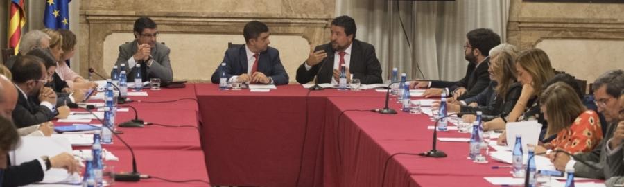 Castellón acoge una Comisión de Diputaciones de la FEMP