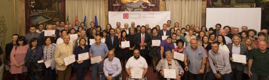 La Diputació lidera la major inversió a col·lectius socials amb 360.000 euros
