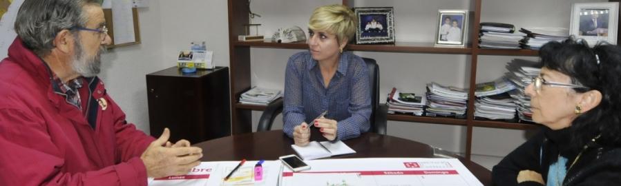 La Diputació i AFAVIR coordinen la seua actuació contra la violència de gènere