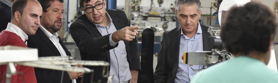 La Diputación  incentivará la implantación de empresas en el interior
