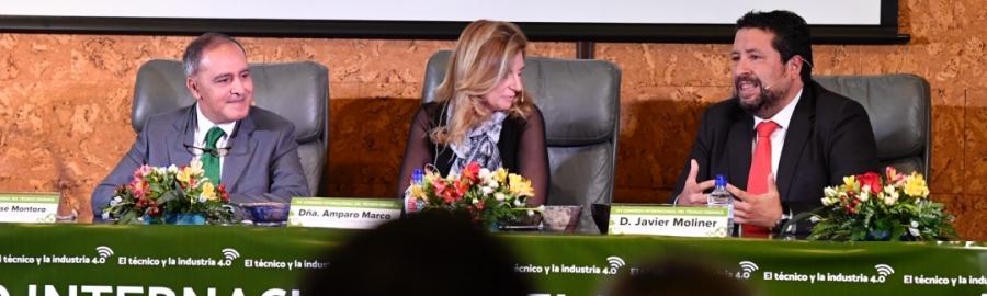 """Moliner: """"El talento de los técnicos cerámicos hará que el sector afronte con éxito el futuro"""""""