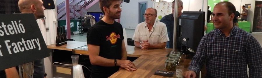 La Diputación respalda la III Fira de la Cervesa Artesanal