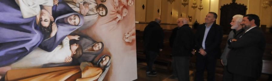 La Diputació continua amb dos llenços més el projecte de Traver Calzada en la Concatedral