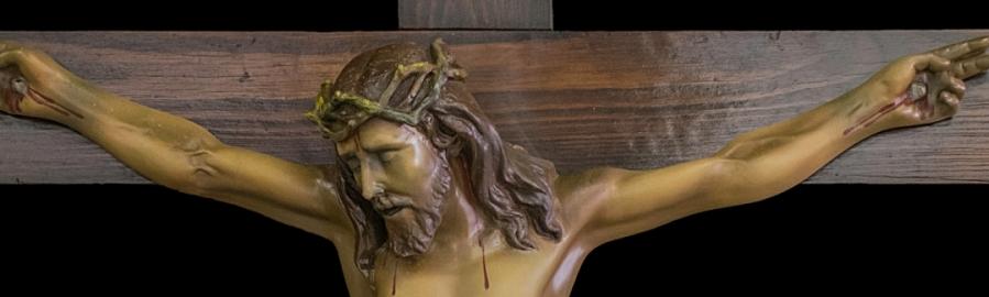 La Diputación entregará mañana a Vall d´Alba la restauración del Cristo Crucificado