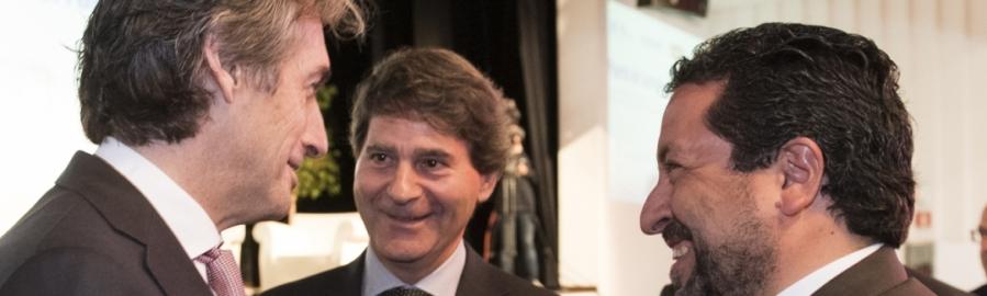 """Moliner: """"Las inversiones de Ministerio son claves para que Castellón sea un núcleo logístico"""""""