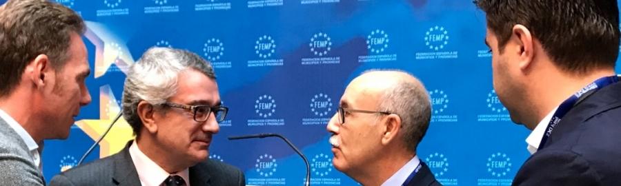 La Diputación aporta su experiencia a la Red de Entidades Locales por la Transparencia
