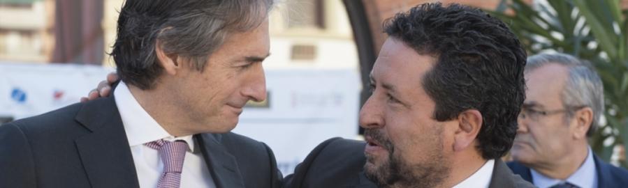 """Moliner: """"Castellón rentabilizará las infraestructuras anunciadas por el ministro de Fomento"""""""