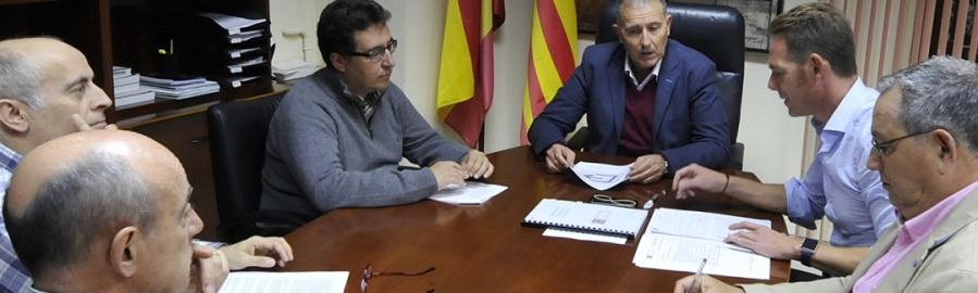 La Diputació consensua amb les Federacions Veïnals la seua Estratègia de Participació