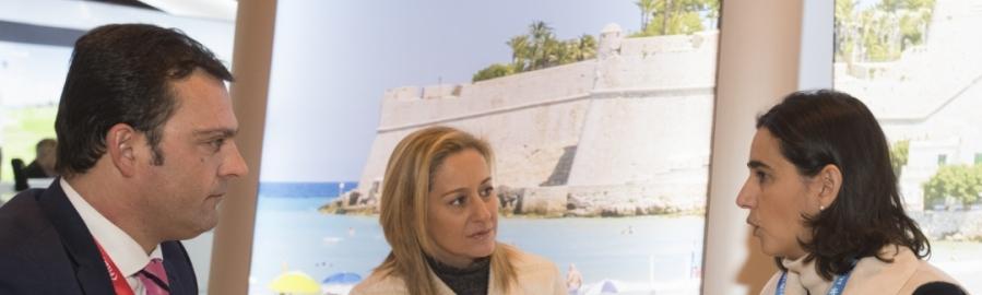 La Diputación cerrará en Cannes un intenso trimestre de promoción internacional