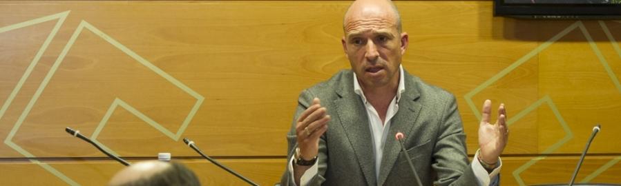 La Diputación vota en contra de la nueva tasa de basura del Consorcio Sur